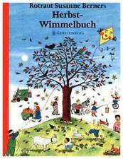 Herbst-Wimmelbuch - Mini Berner,  Rotraut Susanne Hardcover