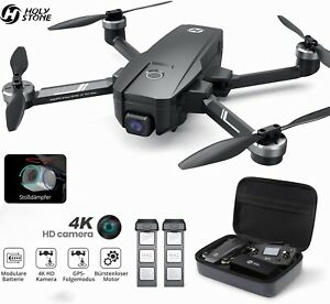 Holy Stone HS720E RC GPS Drone with EIS 4K FPV HD Camera Brushless Quadcopter
