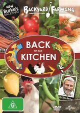 Burke's Backyard - Backyard Farming - Back To The Kitchen (DVD, 2014)
