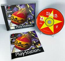 Kula World selten Sony Playstation 1 Puzzlespiel (EU/Deutsch/ENG) (ps1 PAL) (1998)
