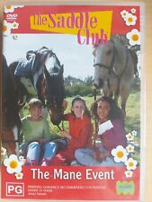 The Saddle Club - The Mane Event [ Region 4 DVD ] FREE Next Day Post from NSW