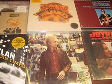 TRAVELING WILBURYS ORBISON HARRISON PETTY LYNNE SEALED 180 GRAM BOX SET 9 LP+45