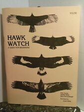 LN Hawk Watch A Guide For Beginners Falcon Osprey Vulture Eagle How to Identify