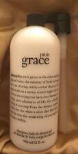 Philosophy Pure Grace 3 In 1 Body Wash, Shower Gel & Shampoo 32 oz