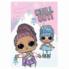 LOL Kids Blanket Official New