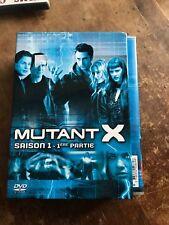 coffret 3 DVD mutant X   série épisodes 1 à 11 saison 1