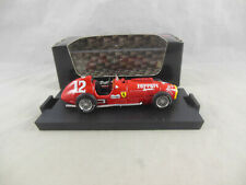 Brumm R126 Ferrari 375 Indianapolis 1952 Alberto Ascari 1:43 Scale Racing No.12