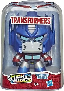 Transformers Mighty Muggs OPTIMUS PRIME Action Figure BY HASBRO