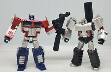 Transformers Third Party Generation Toy gt-5 Leader Set Megatron & Optimus Prime
