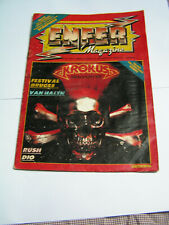 Enfer Magazine 3 1983 VIVA SATAN JOKERS KROKUS RONNIE JAMES DIO