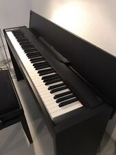 Casio Privia Digitalpiano PX-830 BK, inkl. Klavierbank u. Sennheiser Kopfhörer