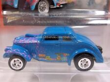 Johnny Lightning Willys Gassers 1933 Willys in Light Blue