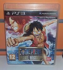 One Piece Pirate Warriors PS3 USATO ITA