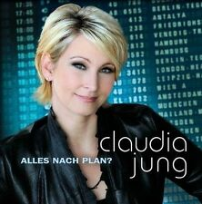 CLAUDIA JUNG - ALLES NACH PLAN? NEW CD