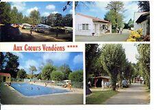 """CP 85 VENDEE - Saint-Jean-de-Monts - Hôtel de Plein Air """"Aux Coeurs Vendéens"""""""