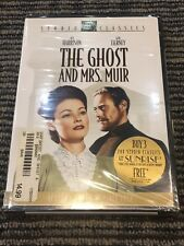 SEALED - The Ghost and Mrs. Muir - REX HARRISON, GENE TIERNEY - New DVD!