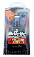 Gillette Fusion Proglide 3-In-1 Styler Nassrasierer elektrisch Trimmer Rasierer