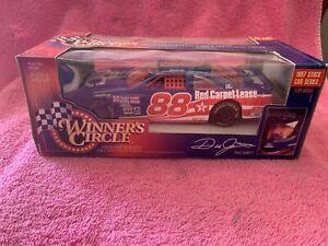 1997 Winners Circle 1:24 Scale Diecast Dale Jarrett #88 Ford Credit Thunderbird