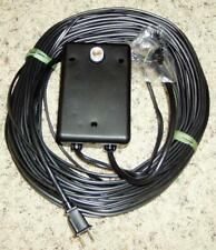 Malibu ML80P 80 Watt Low Voltage Dusk-to-Dawn Sensor Transformer with 100' cable