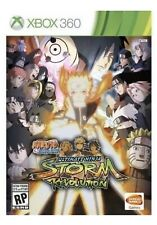 Naruto Shippuden: Ultimate Ninja Storm Revolution - Xbox 360 Game 1