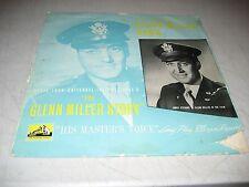 """MUSIC FROM THE GLENN MILLER STORY 10"""" LP VG+ His Master's Voice DLP1024 1954 UK"""