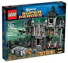Lego Super Heroes 10937 Batman Arkham Asylum Breakout Brand New in Box