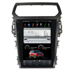 For Ford Explorer Car GPS Navigation Headunit Radio Stereo Android OS Autoradio