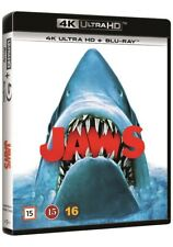 Jaws 4K UHD + Blu Ray