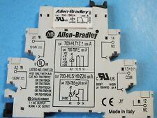 Allen-Bradley 700-TBR24 Ser.A+700-HLT1Z Ser.A (700-HLS1 Z24 Ser.A)