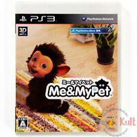Jeu Me & My Pet [JAP] sur PlayStation 3 / PS3 NEUF sous Blister