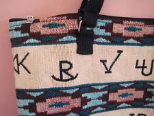 Handwoven Jacquard Bag Southwestern Cowboy Brands