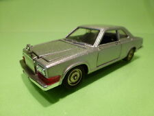 ASAHI JAPAN 2 ROLLS ROYCE CAMARGUE - SILVER GREY 1:43 RARE - VERY GOOD