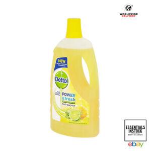 Dettol Power & Fresh Lemon & Lime Burst Multi-Purpose Cleaner 1L