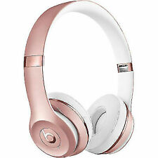 Beats by Dr. Dre Solo3 Wireless Headphones Rose Gold