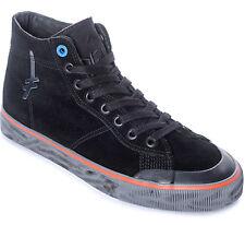 F22 - Emerica Indicator High X Deathwish Shoes - New Mens 10 Black - #29120