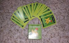 Cranium Family Edition Star Performer Question Cards Replacement Parts & Pieces