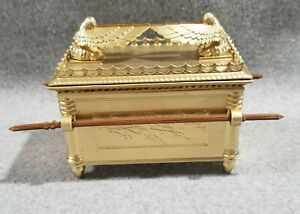 Ark of the Covenant Miniature, Indiana Jones Raiders of the Lost Ark Resin