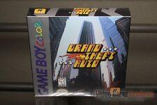 Grand Theft Auto (Game Boy Color, 1999) FACTORY H-SEAM SEALED & MINT! - RARE!