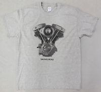 SHOVELHEAD T-shirt - Harley Davidson Biker Sturgis