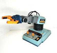 RARE Vintage Radio Shack Armatron Robot Arm Fully Tested & Working Tandy Tomy VG
