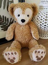 "Tokyo Disney Duffy The Bear Stuffed Animal Plush 17"" Hidden Mickey"