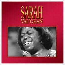 Sarah Vaughan Signature (CD 2002) New & Sealed 5022508213541