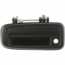 Toyota Corolla 88 89 90 91 92 Front Outer Door Handle Driver Side Textured Black
