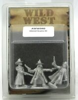 Artizan AWW040 Hired Guns III (Wild West) Gunfighters Old West Gunslinger Heroes