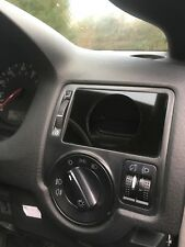 Golf Mk4 Air Vent Boost Gauge Mount