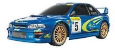 Tamiya 1:10 Subaru Impreza Monte Carlo 1999 Electric RC Kit 58631 TAM58631