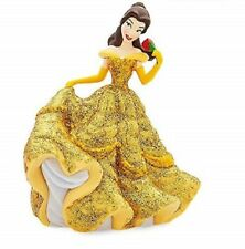 "Disney Princess Beauty & the Beast Belle Yellow 4"" Figure Doll Toy Cake Topper"
