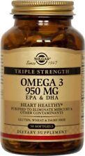 "Omega-3 ""950"" mg Solgar 50 Softgel"