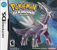 Pok�mon: Diamond Version  (Nintendo DS, 2007)