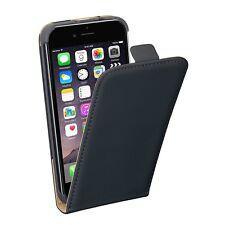 Flipstyle Tasche Hülle passgenau für Apple iPhone 6 schwarz
